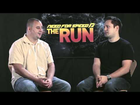 Need For Speed The Run - Lead Level Designer Interview