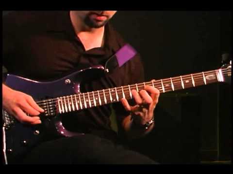 John Petrucci - Exercice