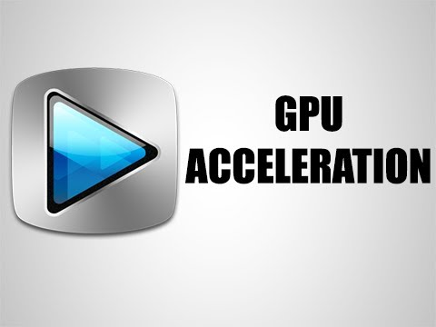 How To Use Sony Vegas Pro   GPU Acceleration   10x Faster Render Times