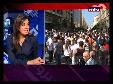Beirut Al Yawm - Nicolas Nassif - 23/08/2015