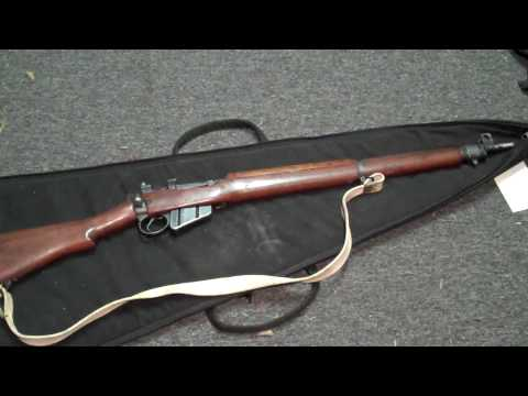 Lee-Enfield No.4 MK 1 review