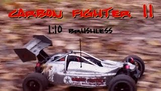 Reely CARBON FIGHTER II 2 BRUSHLESS 1:10 - FIRST RUN - 100% STOCK - Darconizer RC