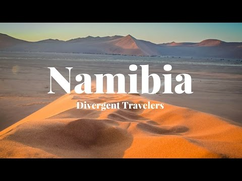 Travel Guide To Explore Namibia  With The Divergent Travelers
