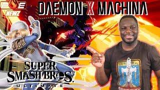 Daemon x Machina is Armored Core on Switch! Smash Bros. Ultimate & Ninjala Hype!   PE NewZ