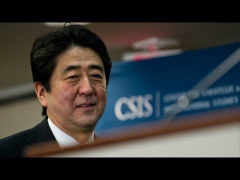 China Focus - Can Shinzo Abe Fix China's Islands Dispute?