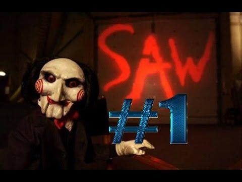 Прохождение horror игры | SAW - ПИЛА | #1