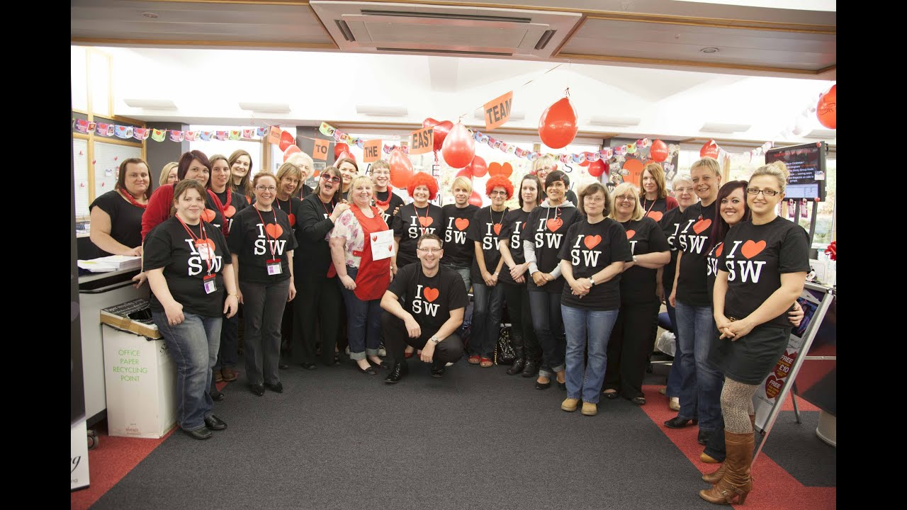 Slimming World Head Office Tour Youtube