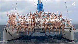 Miss France 2019 : Voyage à l'île Maurice