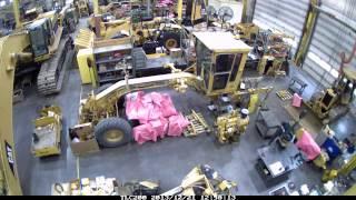 CAT 140G Motor Grader Rebuild