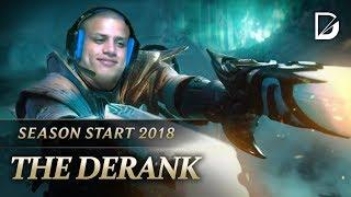 The Derank   League of Legends