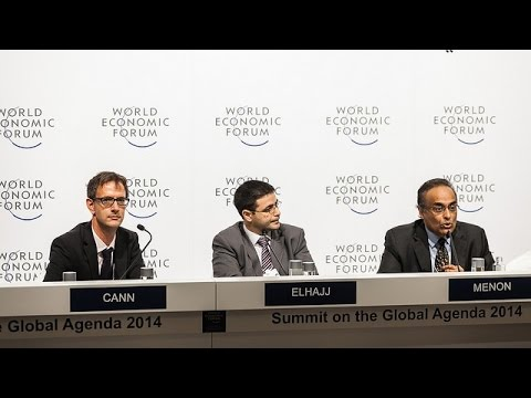 Dubai 2014 - Council Briefings on Cities of the Future