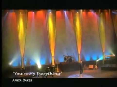Anita Baker - You're My Everything