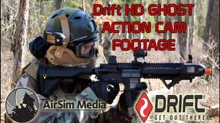 AirSim Action Footage OP 120 softairnj manchester nj drift hd ghost action camera footage