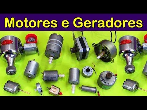 PARA QUE SERVE 05: Motores e Geradores