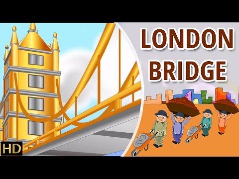 London Bridge -  (HD) - Nursery Rhymes   Popular Kids Songs   Shemaroo Kids