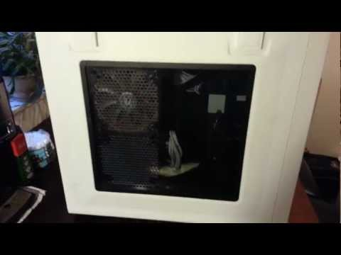 Corsair Vengeance C70 Case Arctic White
