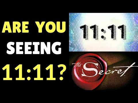 11:11 : The TRUTH About Signs From The Universe | What Does Seeing 1111 Mean?