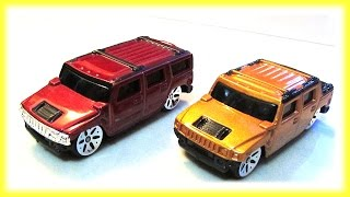 Trucks For Children Hummer Monster Truck Toys For Kids Playtime at Home by JeannetChannel