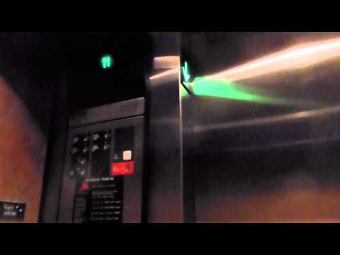 Otis Hydraulic Elevator At Davidson College Sloan Music Center