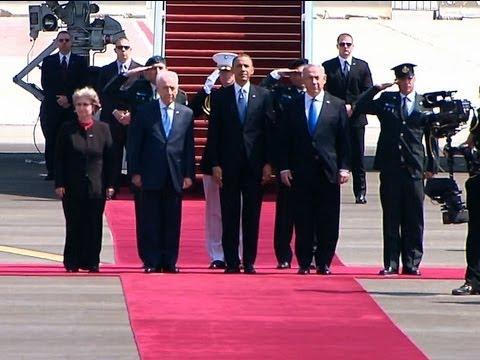 Başkan Barack Obama İsrail Ziyareti