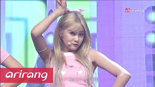 Simply K-Pop _ AOA CREAM(AOA 크림) _ I'm Jelly BABY(질투나요 BABY) _ Ep.203 _ 022616