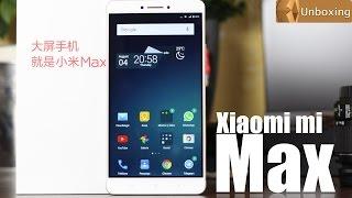 Unboxing y primeras impresiones Xiaomi mi Max