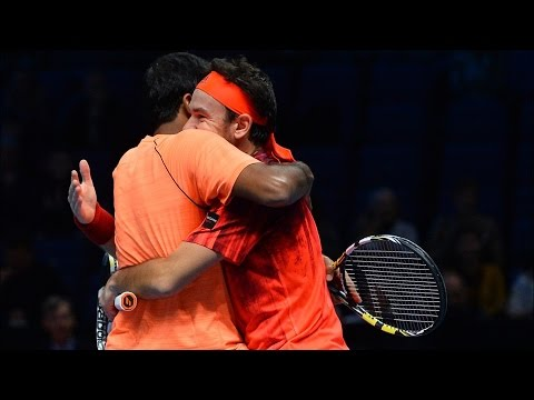 Apia International Sydney | Rohan Bopanna & Florin Mergea Enter The Finals
