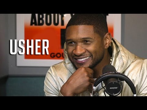 Usher talks Ex wife, Justin Bieber, August Alsina + Chris Brown Dance Off?