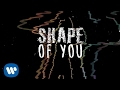 Ed Sheeran - Shape Of You (Latin Remix)  Ft Zion & Lennox [Official Lyric ]