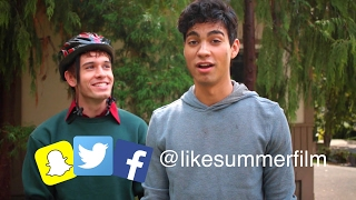 Something Like Summer : The Movie - Production Diaries #1