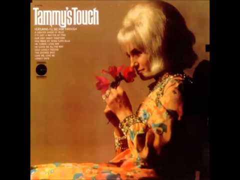 Tammy Wynette - Ill See Him Through
