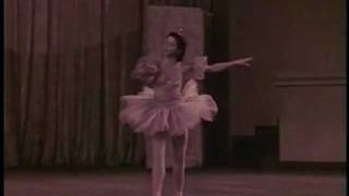 Maximova Sugar Plum Variation 1957