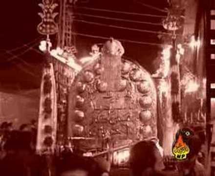 2008 Mukhtar Ali Shedi Noha 3° : Keta Akbar Taiyar Ewain Maa video