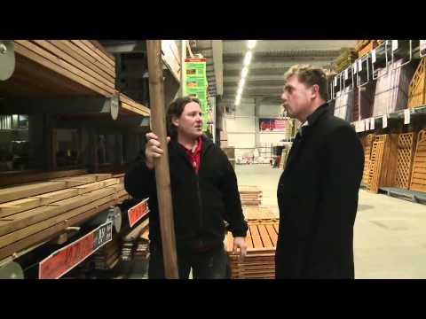 BAUHAUS TV - DIE WENDES Handwerker Mit Herzblut - Folge 11: Projekt Gartentor