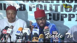 Onnoghen : CUPP Vows to Fight till The End & Frustrate APC Plot to Annex Supreme Court
