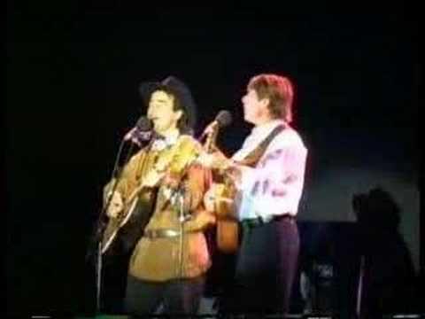 George McAnthony&John Denver