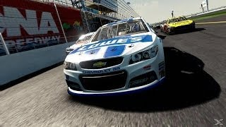 Nascar The Game 2014 Gameplay