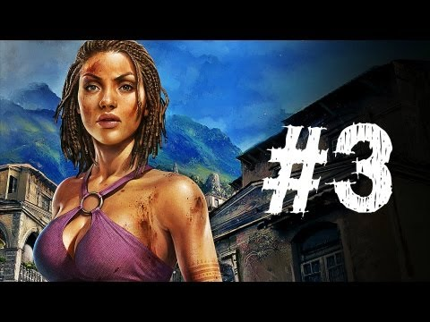 Dead Island Riptide Gameplay Walkthrough Part 3 - Saving Holy Man - Chapter 3