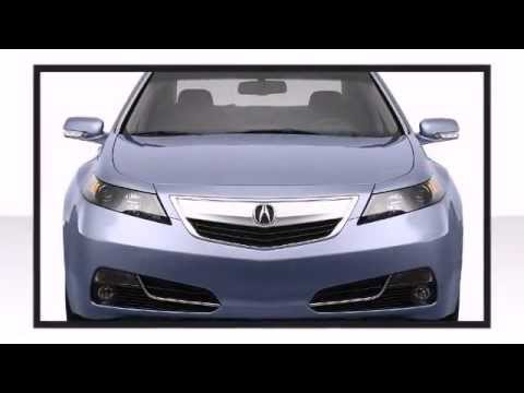 2012 Acura TL Video