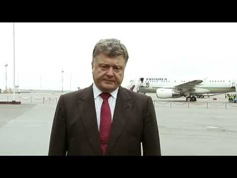 Russian Invasion: Ukrainian President Petro Poroshenko's address to the nation