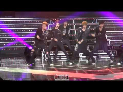 EXO-M MAMA Dance