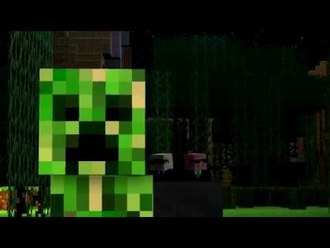 Minecraft Every Day I'm Shuffling video
