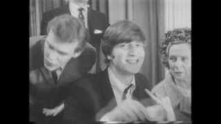 Watch Beatles The Word video