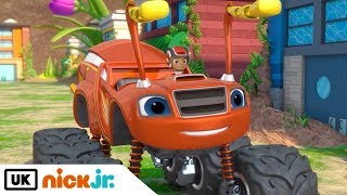 Blaze and the Monster Machines | The Big Ant-venture | Nick Jr. UK