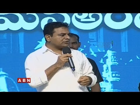 Minister KTR participates in Mana Hyderabad Mana Andari Hyderabad Program At Nizampet