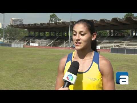 Londres 2012: Velocista Ana Cláudia considerada a nova musa do atletismo brasileiro