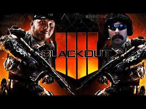 CALL OF DUTY BLACKOUT BATTLE ROYALE W/ DRDISRESPECT!! TimPlays Ep.2