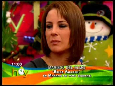 Marisol Del Olmo en Hoy