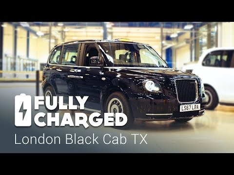 London Black Cab TX | Fully Charged