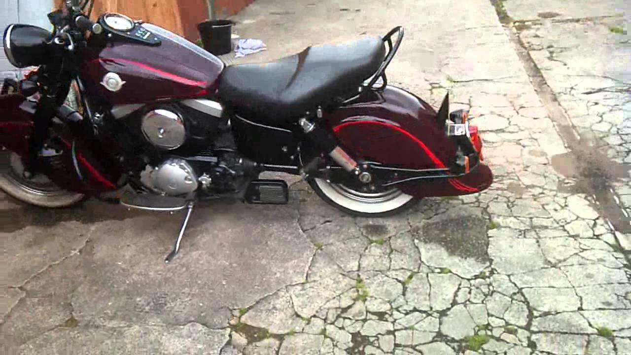Kawasaki Drifter  Pics